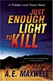 img - for Just Enough Light to Kill (Fiddler & Fiora Series) book / textbook / text book