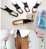 Amazon.co.jpカラビナ型携帯ペットボトルホルダー
