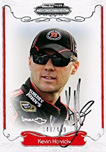 Buy AUTOGRAPHED Kevin Harvick 2012 Press Pass Showcase #29 JIMMY JOHN'S RACING Insert NASCAR SIGNED Trading Card #240 499 w ... by Trackside Autographs