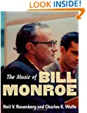 The Music of Bill Monroe (Music in American Life)