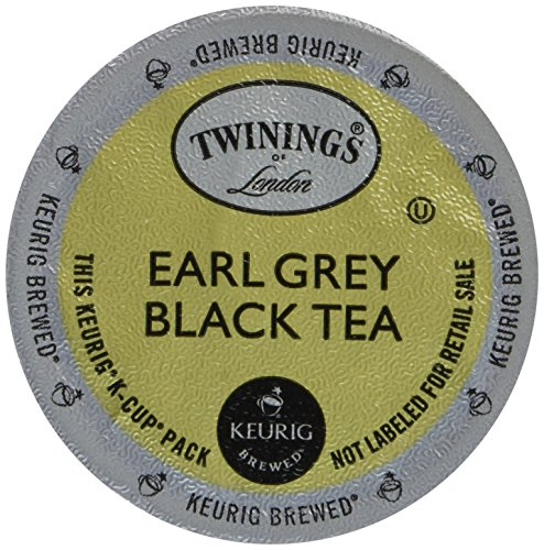 Twinings Earl Grey Tea, 24 Count (Pack of 2) (Earl Grey Decaf Tea Keurig compare prices)