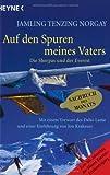 img - for Auf den Spuren meines Vaters. Die Sherpas und der Everest. book / textbook / text book