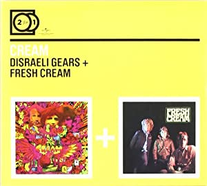 2 For 1: Disreali Gears / Fresh Cream (Digipack ohne Booklet)