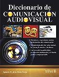 img - for DICCIONARIO DE COMUNICACION AUDIOVISUAL book / textbook / text book