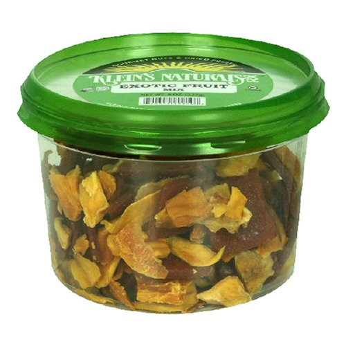 Buy Klein's Naturals Exotic Fruit Mix, (Pack of 6)
