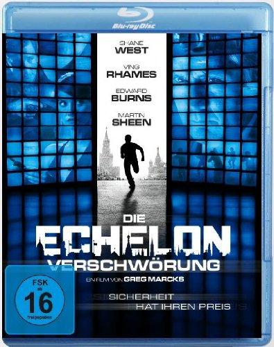 Die Echelon-Verschwörung [Blu-ray]