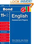 Bond English Assessment Papers 9-10 Y...