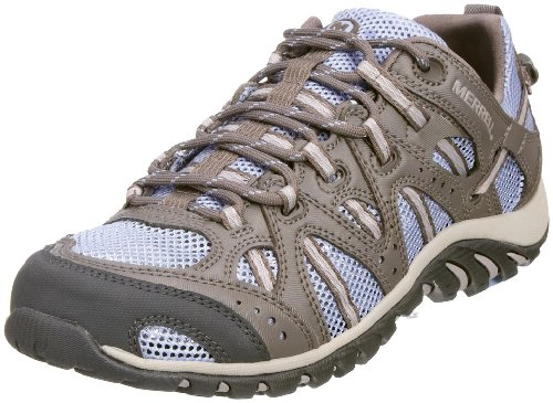 Merrell Waterpro Manistee Women's Sports Shoe  Blue/opal gray/lavender lus UK 8