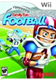 Family Fun Football - Nintendo Wii