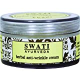 Swati Ayurveda Herbal Anti Wrinkle Cream (Paraben Free) 50 Gm