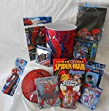 Spiderman Spider Man 12 Piece Gift Bundl...