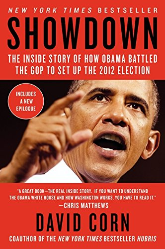 Showdown: The Inside Story of How Obama Battled the GOP to Set Up the 2012 Election (Blue Corn Cafe compare prices)