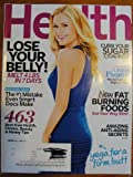 Health Magazine June 2011 Anna Paquin Cover, Lose Your Belly! Melt 4 Lbs in 7 days, new fat burning foods, yoga for a firm butt