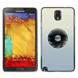 Stuss Case Hard Protective Case Cover Vinyl Record Music Minimalist Artistic Music Samsung Galaxy Note 3 N9000 N9002 N9005