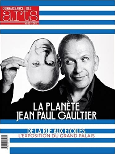 livre la planète Jean Paul Gaultier