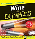 img - for Wine for Dummies CD 4th Edition book / textbook / text book