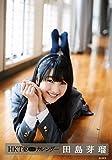 【田島芽瑠】 公式生写真 HKT48 2016 B2カレンダー(壁掛)※カレンダーは付属しません