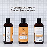 Dog Shampoo Hypoallergenic for Sensitive Skin - Best for Delicate Puppy - Calming Rosemary, Aloe, Chamomile - Pet Allergy Wash Bath - Vet Recommended Allergies Formulafor Professional Groomers