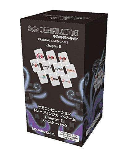 サガコンピレーションTCG Chapter II ブースターパック BOX