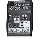 Behringer XENYX502 5-Channel Mixer (Electronics)