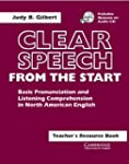 Clear Speech from the Start Teacher's...