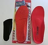 FootWedge(フットウェッジ) オールラウンドウェッジインソール Mサイズ FW-AR-W-M 赤 24.5~26.0