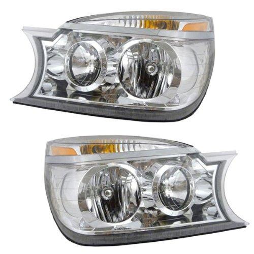 Xenon HID Halogen Headlight Bulbs 04 05 06 07 08 09 2010 2011 2012 Chevy Malibu