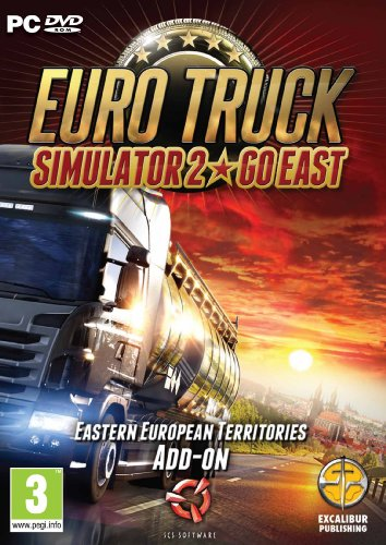 Euro Truck Simulator 2 - Go East Expansion Pack (PC)