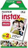 Fujifilm 2x 10 Shoots Mini Instax Film Pack