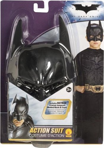 Batman Action Suit Child Costume