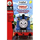 LeapFrog LeapPad Educational Game: Thomas The Really Useful Engine. BOOK And CARTRIDGE That Are Only For The Original...