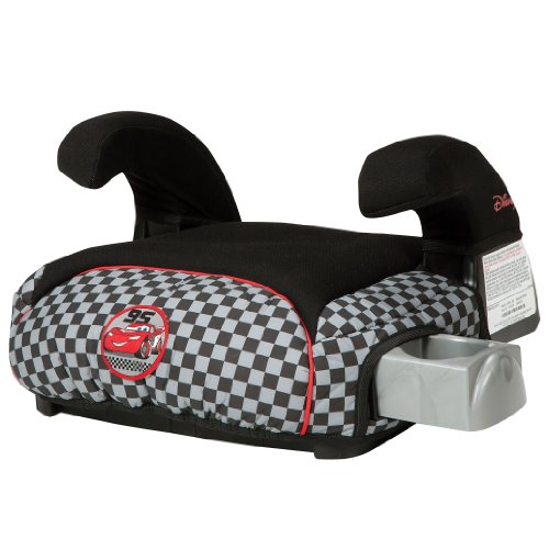 Disney Deluxe Belt-Positioning Booster Car Seat, Overdrive