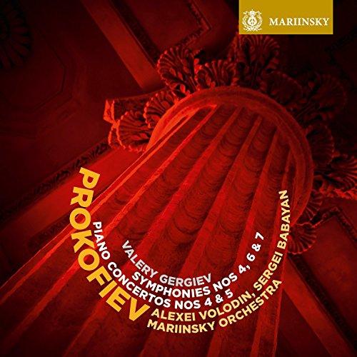 PROKOFIEV / BABAYAN / MARIINSKY ORCHESTRA