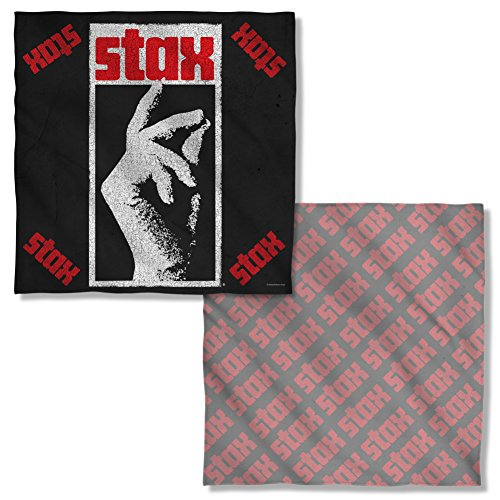 Concord Music Group Stax Front & Back Bandana CM150FBBND