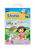 VTech Storio Software: Dora the Explorer - Dora and the Three Little Pigs