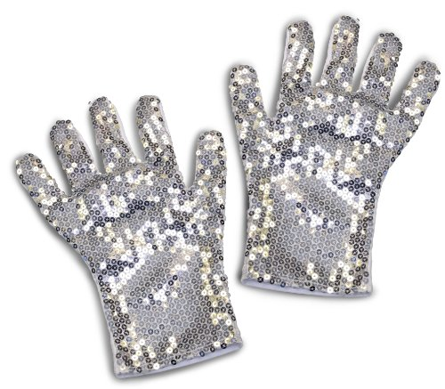 PlayStation Move / Nintendo Wii Pop Star Sparkle Gloves