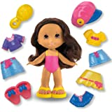 Fisher-Price Snap 'n Style Doll - Erika