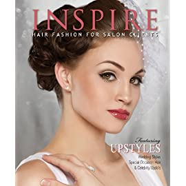 INSPIRE Vol. 87: Upstyles, Bridal & Special Occasion Hair