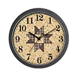 CafePress Quilter Wall Clock - Standard Multi-color