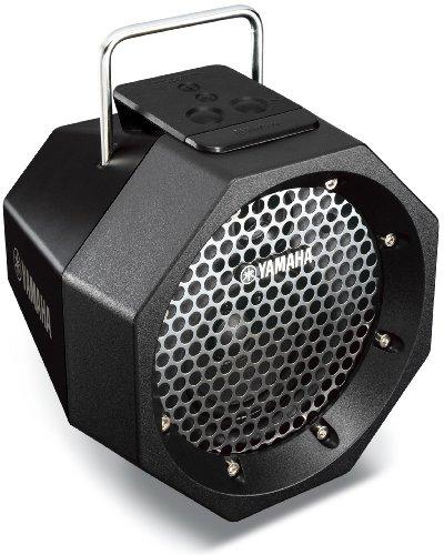Yamaha Pdx-B11 Portable Bluetooth Speaker System (Black)