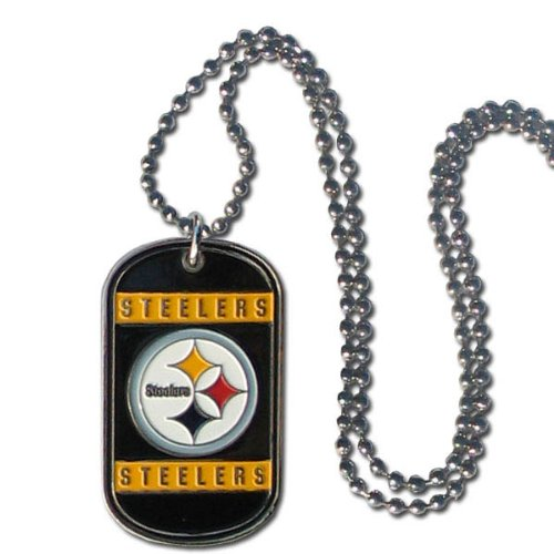 NFL Tag Necklace