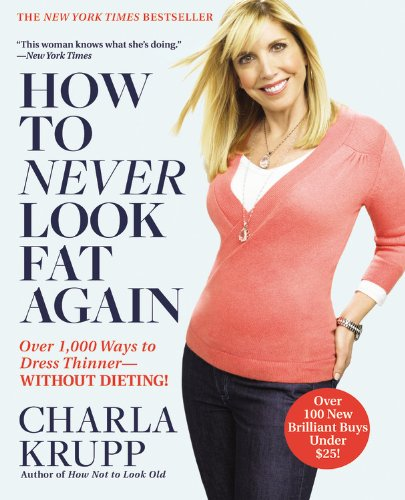 How to Never Look Fat Again: Over 1,000 Ways to Dress Thinner -- Without Dieting!