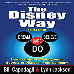 The Disney Way Audiobook