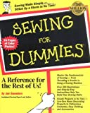 Jan Saunders Maresh Sewing For Dummies