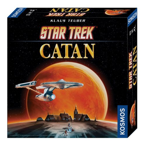 Catan – Star Trek