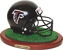 Atlanta Falcons Memory Company Team Helmet Figurine NFL Football Fan Shop Sports Team Merchandise