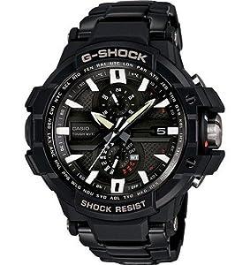 Casio Men's GWA1000-1A G-Aviation G-Shock Watch by Casio