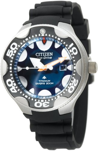 Citizen Men's Eco-Drive 200 Meter Professional Diver Watch #BN0016-04L