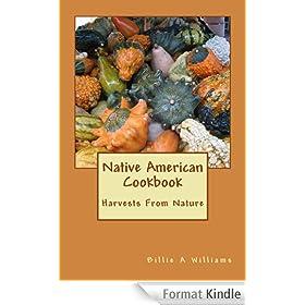 Native American Cookbook (English Edition)