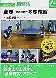 卓球 渡辺勝男式多球練習 (差がつく練習法)